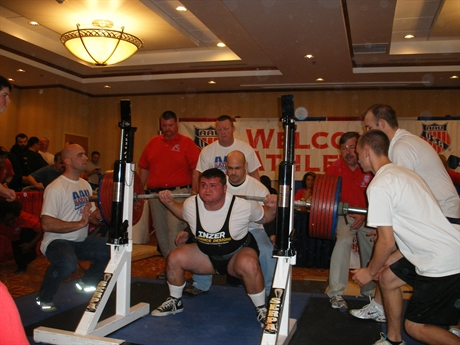 2013 AAU World Powerlifting Championships