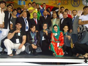 Afghanistan Powerlifters Travel to Compete