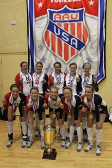 Sports Performance 18 Elite Earns AAU National Title
