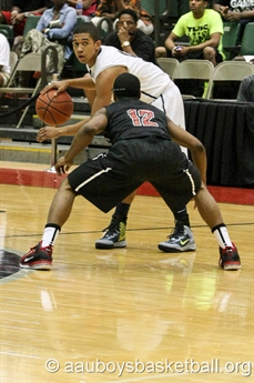 2012 Boys Basketball  - 9th Grade Super Showcase