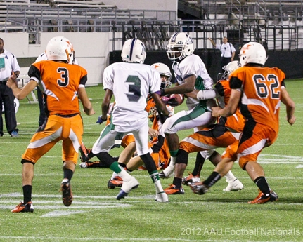 2012 Football - National Championships