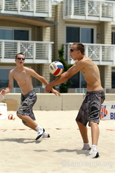 2008 Beach Volleyball - Hermosa Beach