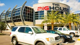 The Big House Grand Opening