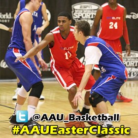 AAU Easter Classic coming to town