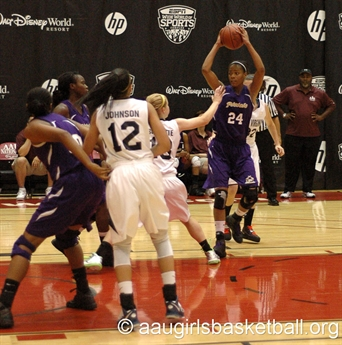 2011 Girls Basketball - The Rise Games