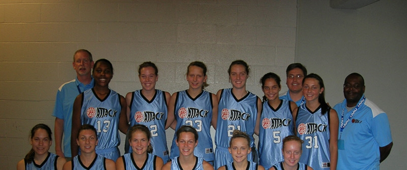 2009 Girls Basketball 15U DI National Championship