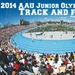 Race to the 2014 AAU Junior Olympic Games