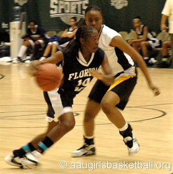 2008 Girls Basketball Spring Fling I
