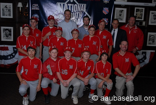 2008 Baseball National Youth Baseball