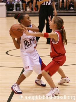 2007 Girls Basketball - 8U National Championships