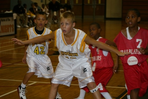 2005 Boys Basketball - 8U National Championship