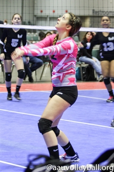 2014 AAU Volleyball Chill Blast