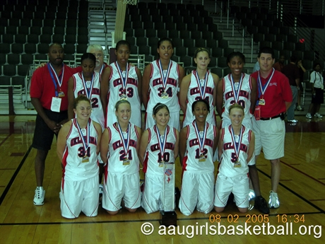 2005 Girls Basketball - Junior Olympic Games
