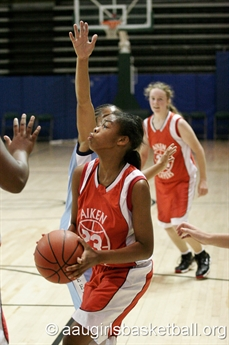 2005 Girls Basketball - 14U DII National Championship