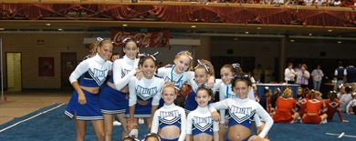 2004 AAU Junior Olympic Games - Cheerleading