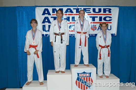 2004 AAU Junior Olympic Games - Taekwondo