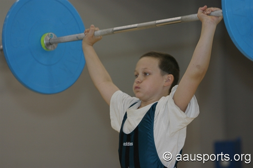 2004 Junior Olympic Games - Weightlifting