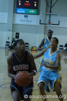 2005 Junior Olympic Games - Girls Basketball
