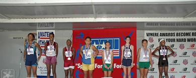 2005 Junior Olympic Games - Multi Events