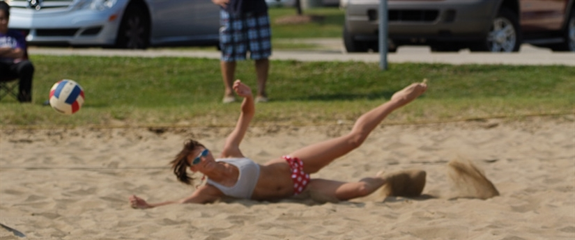 2008 Junior Olympic Games - Beach Volleyball