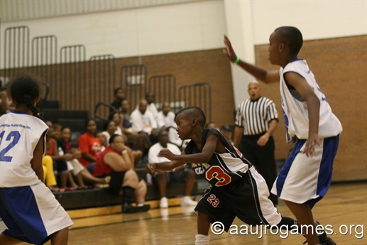 2008 Junior Olympic Games - Boys Basketball