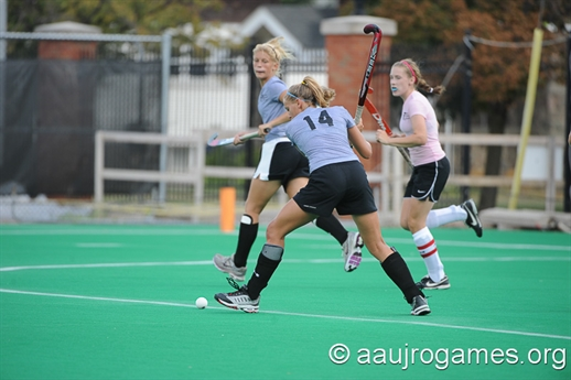 2008 AAU Junior Olympic Games - Field Hockey