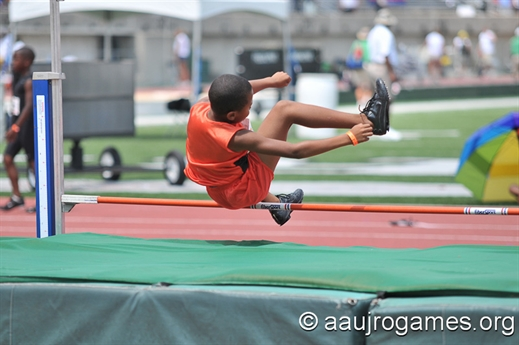 2008 AAU Junior Olympic Games - Track & Field