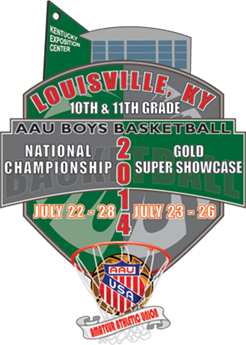 2014 AAU 10th & 11th grade Div I Nationals & Gold Super Showcase Hotel Registration