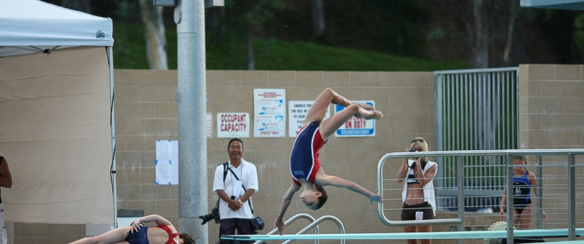 2011 Diving - Riverside Nationals