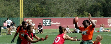 2012 Football - Womens Flag Football