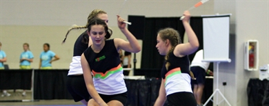2013 Jump Rope - AAU Junior Olympic Games