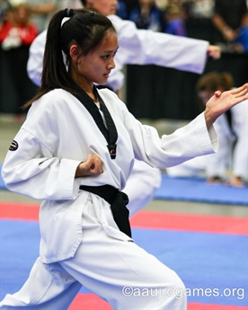 2013 Taekwondo - AAU Junior Olympic Games