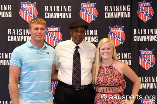 2012 AAU High School Sullivan Awards