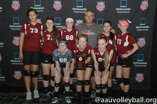 2014 AAU Volleyball Classic - Awards Photos