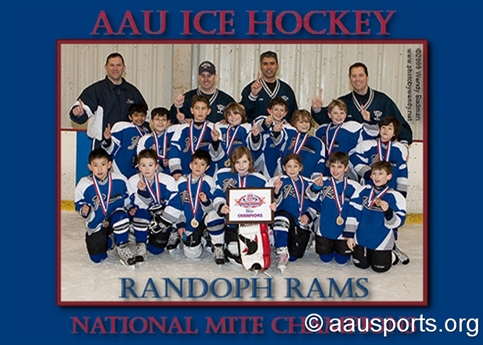 2009 Ice Hockey - National Mite Championship