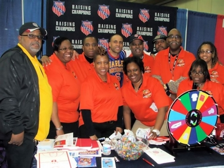 Maryland District AAU Spotlighted at Health Expo
