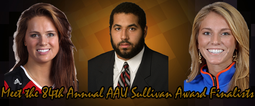 Meet the 84th Annual Sullivan Award Finalists!