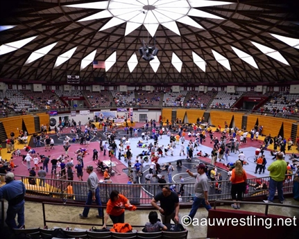 Spring Youth Nationals Wrestling Photos