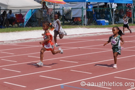 2006 Athletics - Primary Nationals