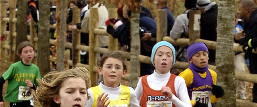 2008 Athletics - Cross Country