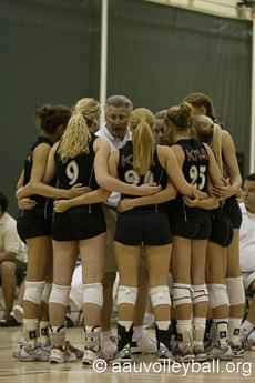 2003 Volleyball - National Championship