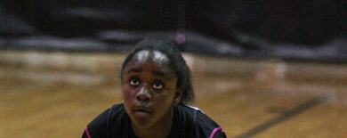 2014 AAU Girls Basketball Spring Fling I - Action