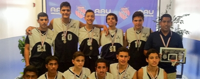 2014 AAU Easter Classic - Award Photos