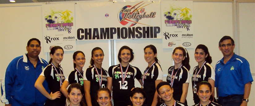 2011 Volleyball - Puerto Rico