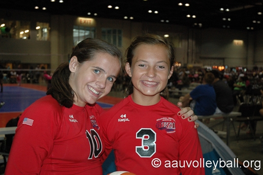 2012 Volleyball - Girls Jr National Championship - OCCC