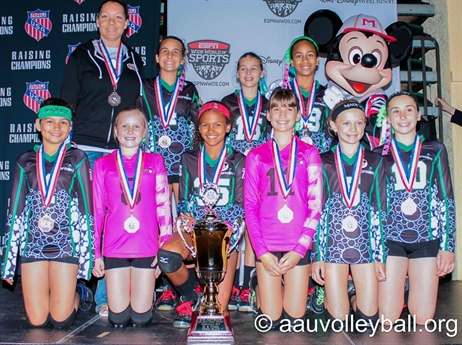 2013 Volleyball - Girls Jr National Championships - 10U -18U Awards
