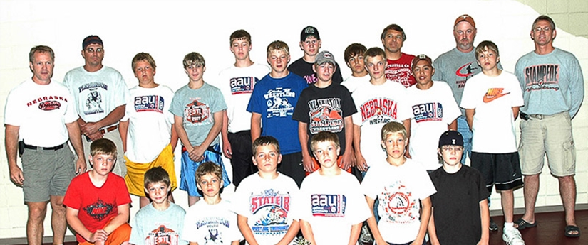 2007 Wrestling - National Camp and Tournament