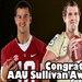 AAU Sullivan Football Nominees Selected in 2014 NFL Draft