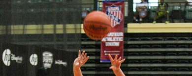 2014 AAU BASKETBALL 8TH GRADE NATIONAL CHAMPIONSHIPS - ACTION