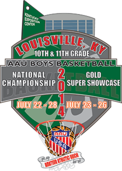 2014 AAU 10th and 11th grade National Championships and Super Showcase-- General Info